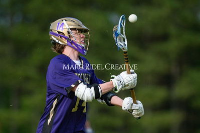 Broughton varsity lacrosse vs Southeast Raleigh. April 4, 2019. D4S_1800