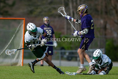 Broughton varsity lacrosse vs Southeast Raleigh. April 4, 2019. D4S_1764