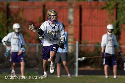 Broughton JV lacrosse vs Athens Drive. March 28, 2019. D4S_7502