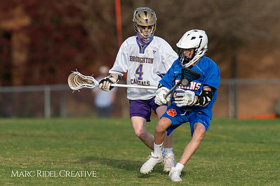 Broughton JV lacrosse vs Athens Drive. March 28, 2019. D4S_7534
