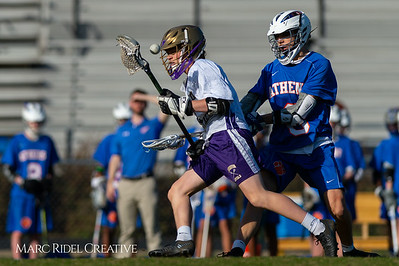 Broughton JV lacrosse vs Athens Drive. March 28, 2019. D4S_7402