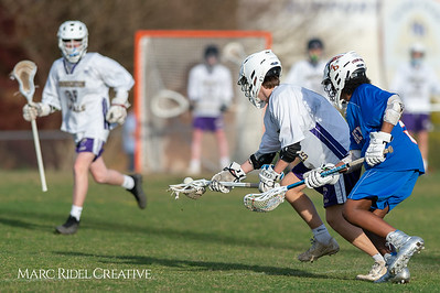Broughton JV lacrosse vs Athens Drive. March 28, 2019. D4S_7572