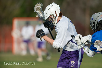 Broughton JV lacrosse vs Athens Drive. March 28, 2019. D4S_7546