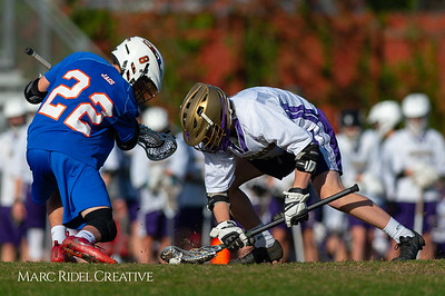 Broughton JV lacrosse vs Athens Drive. March 28, 2019. D4S_7391