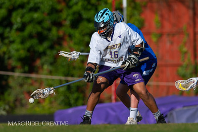 Broughton JV lacrosse vs Athens Drive. March 28, 2019. D4S_7376