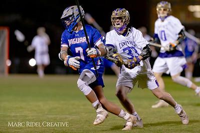 Broughton varsity lacrosse vs Athens Drive. March 28, 2019. D4S_7760
