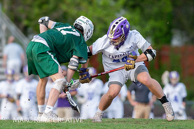 Broughton varsity lacrosse vs Cardinal Gibbons. April 11, 2019. D4S_6874