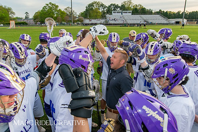 Broughton varsity lacrosse vs Cardinal Gibbons. April 11, 2019. D4S_6837