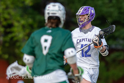 Broughton varsity lacrosse vs Cardinal Gibbons. April 11, 2019. D4S_6882