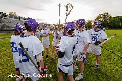 Broughton varsity lacrosse vs Cardinal Gibbons. April 11, 2019. D4S_6774