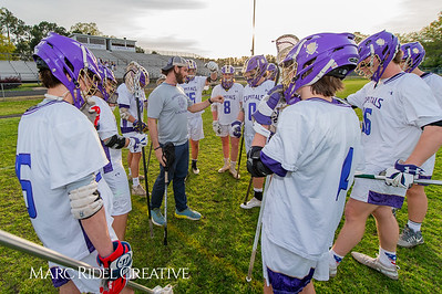 Broughton varsity lacrosse vs Cardinal Gibbons. April 11, 2019. D4S_6773