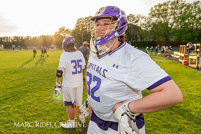 Broughton varsity lacrosse vs Cardinal Gibbons. April 11, 2019. D4S_6801