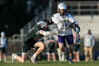 Broughton JV lacrosse vs East Chapel Hill. March 18, 2019. D4S_0797