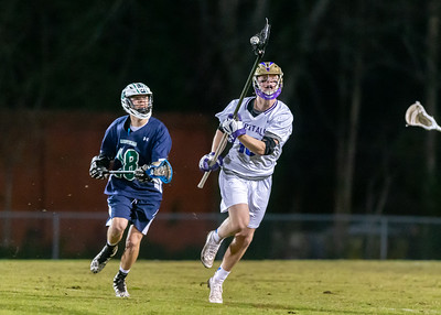 Broughton varsity lacrosse vs Leesville. March 15, 2019. D4S_8919