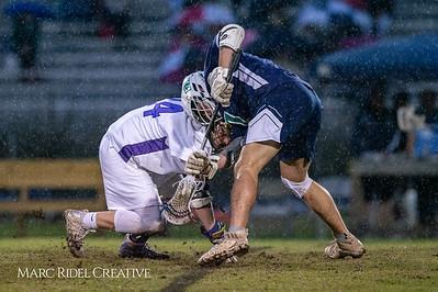 Broughton varsity lacrosse vs Leesville. March 15, 2019. D4S_8808