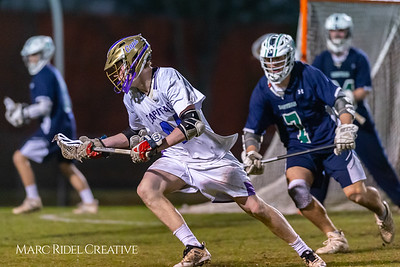 Broughton varsity lacrosse vs Leesville. March 15, 2019. D4S_8896