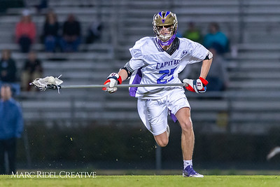 Broughton varsity lacrosse vs Leesville. March 15, 2019. D4S_8884