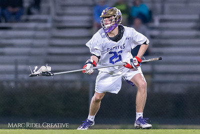 Broughton varsity lacrosse vs Leesville. March 15, 2019. D4S_8876