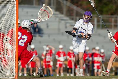 Broughton varsity lacrosse vs Sanderson. March 22, 2019. D4S_2439