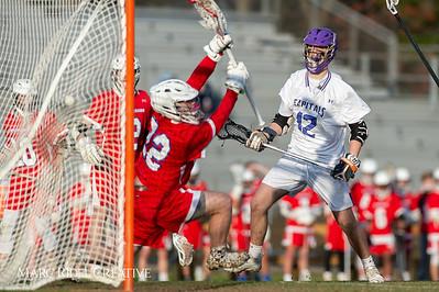 Broughton varsity lacrosse vs Sanderson. March 22, 2019. D4S_2441