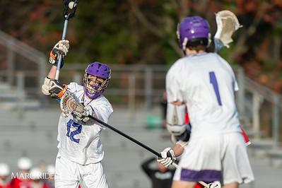 Broughton varsity lacrosse vs Sanderson. March 22, 2019. D4S_2437