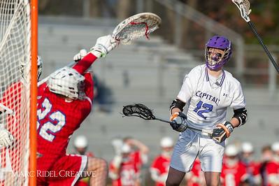 Broughton varsity lacrosse vs Sanderson. March 22, 2019. D4S_2440