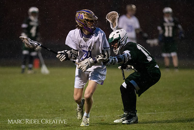 Broughton varsity lacrosse vs Southeast Raleigh. March 8, 2019. D4S_5396