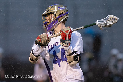 Broughton varsity lacrosse vs Southeast Raleigh. March 8, 2019. D4S_5314