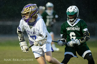 Broughton varsity lacrosse vs Southeast Raleigh. March 8, 2019. D4S_5299