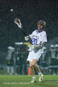 Broughton varsity lacrosse vs Southeast Raleigh. March 8, 2019. D4S_5403