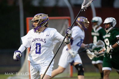 Broughton varsity lacrosse vs Southeast Raleigh. March 8, 2019. D4S_5260
