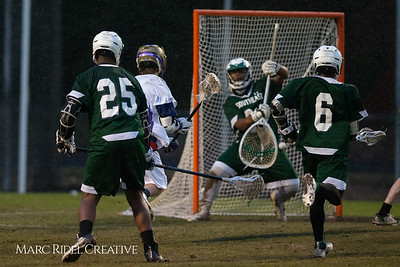 Broughton varsity lacrosse vs Southeast Raleigh. March 8, 2019. D4S_5312