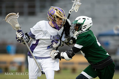 Broughton varsity lacrosse vs Southeast Raleigh. March 8, 2019. D4S_5230