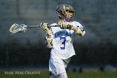 Broughton varsity lacrosse vs Southeast Raleigh. March 8, 2019. D4S_5338