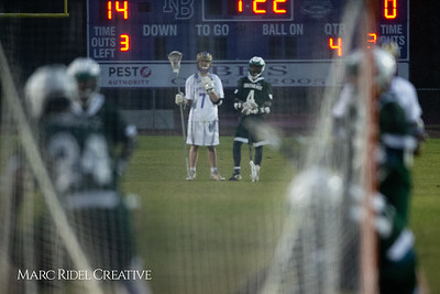 Broughton varsity lacrosse vs Southeast Raleigh. March 8, 2019. D4S_5371