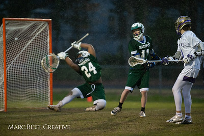 Broughton varsity lacrosse vs Southeast Raleigh. March 8, 2019. D4S_5319