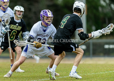 Broughton boys varsity lacrosse vs Enloe. March 10, 2020. D4S_7796