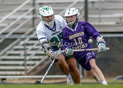 Broughton lacrosse vs Leesville. March 13, 2020. D4S_9016