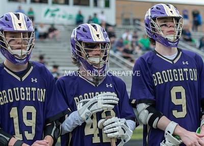 Broughton lacrosse vs Leesville. March 13, 2020. MRC_4885