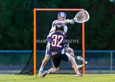 Broughton boys varsity lacrosse vs Middle Creek. February 28, 2020. D4S_0741