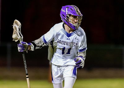 Broughton boys varsity lacrosse vs Middle Creek. February 28, 2020. D4S_0829