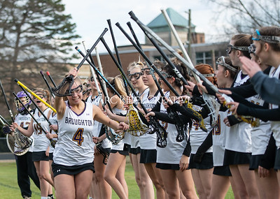 Broughton girls varsity lacrosse vs Middle Creek. February 28, 2020. MRC_5408