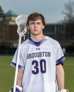 Broughton lacrosse senior photoshoot. March 12, 2020. MRC_5810