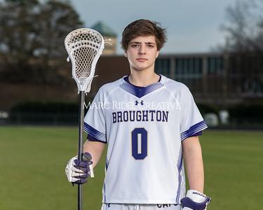 Broughton lacrosse senior photoshoot. March 12, 2020. MRC_5817
