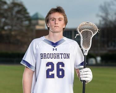 Broughton lacrosse senior photoshoot. March 12, 2020. MRC_5825