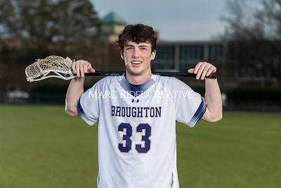 Broughton lacrosse senior photoshoot. March 12, 2020. MRC_5790