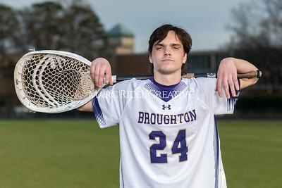 Broughton lacrosse senior photoshoot. March 12, 2020. MRC_5783