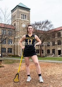 Broughton Lady Caps lacrosse senior photoshoot. February 26, 2020. MRC_5361