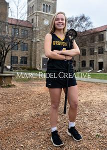 Broughton Lady Caps lacrosse senior photoshoot. February 26, 2020. MRC_5379