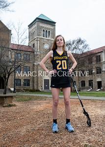 Broughton Lady Caps lacrosse senior photoshoot. February 26, 2020. MRC_5394